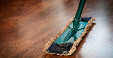 rengøring af bolig